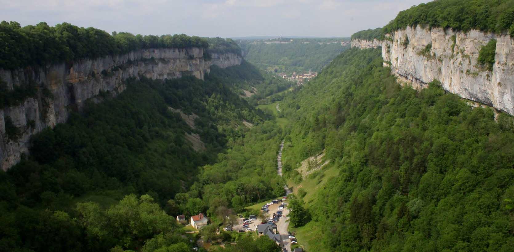 Des beautés naturelles, reculée, cascades et belvédères