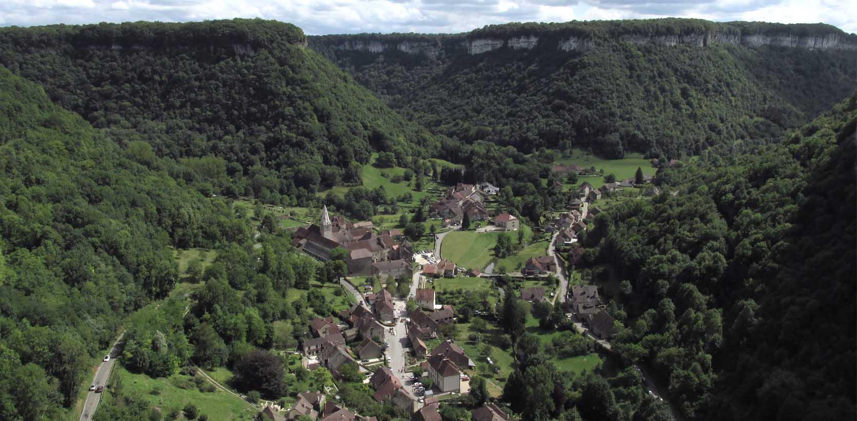 L'un des plus beaux villages en France