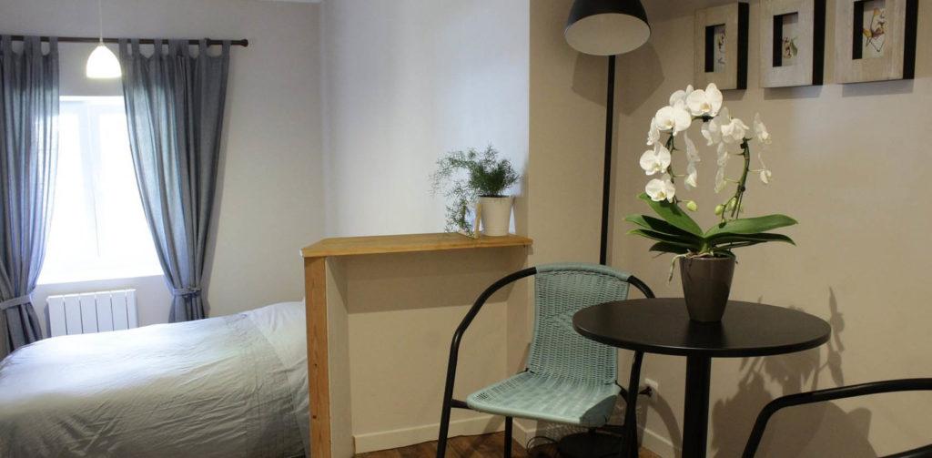Chambres confortable et chaleureuse